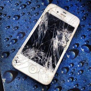fix iPhone screen